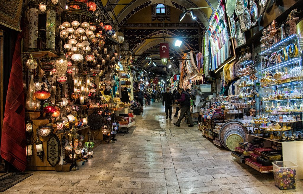 The World is our Souk: Grand Bazaar Istanbul Turkey