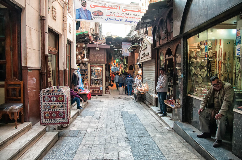 The World is our Souk: Khan Al-Khalili–Cairo Egypt