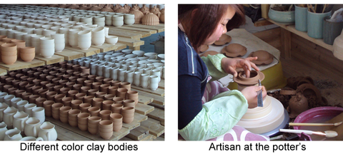 Celadon workshop