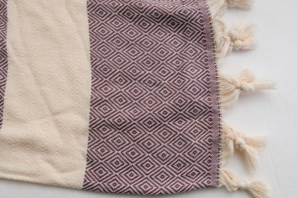 Hand-loomed Turkish Bath Towels