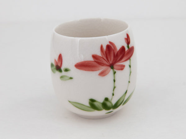 Lotus Flower Teaset Teacup | JadeSouk