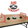 Air Soccer Set with Paddles & Nets Action Game