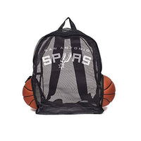 Official San Antonio Spurs Collapsible Mesh Backpack