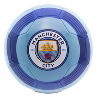 Manchester City FC Soccer Ball Size 5