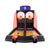 Official NBA Team Logo 2-Player Tabletop Arcade Basketball Game
