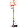 Pro Ball Portable Basketball Hoop Sports Games
