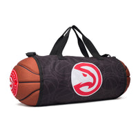 Atlanta Hawks Ball to Duffel