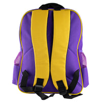 Los Angeles Lakers Backpack Youth Ball