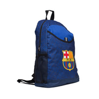 FC Barcelona Backpack Single Zipper