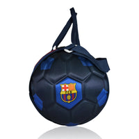FC Barcelona Ball to Duffel