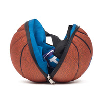 Charlotte Hornets Ball to Duffel