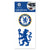 Chelsea FC Car Decals