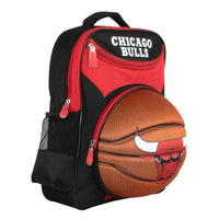 Chicago Bulls Backpack Youth Ball