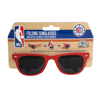 Los Angeles Clippers Folding Sunglasses