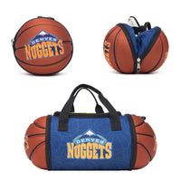 Denver Nuggets Ball to Lunch
