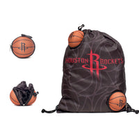 Houston Rockets Ball to Drawstring