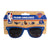 New York Knicks Folding Sunglasses