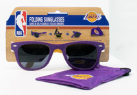 Los Angeles Lakers Folding Sunglasses