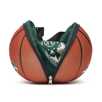 Milwaukee Bucks Ball to Duffel