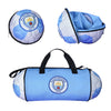 Manchester City FC Ball to Duffel