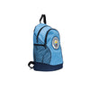 Manchester City FC Backpack Double Zipper