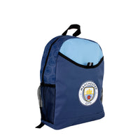Manchester City FC Backpack Single Zipper