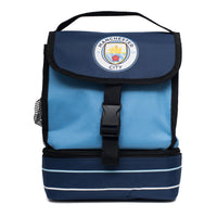 Manchester City FC Lunch Bag w/ Buckle