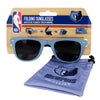 Memphis Grizzlies Folding Sunglasses