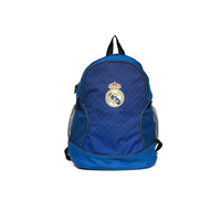 Real Madrid CF Backpack Double Zipper