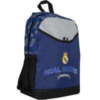 Real Madrid CF Backpack Single Zipper