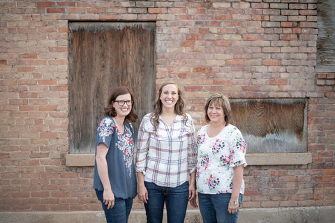 Diane, Heather and Sherilee are the owners and operators of Everyday Eden Boutique