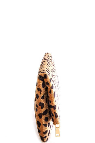 Leopard Clutch - Everyday Eden