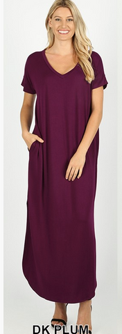 The Taylor Maxi (Multiple Colors) - Everyday Eden