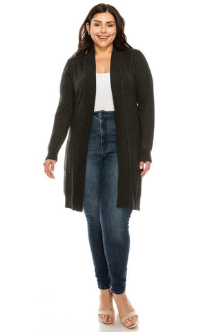 Snapdragon Plus Size Cardigan - Everyday Eden