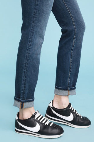 Straight Stalk Jeans - Everyday Eden