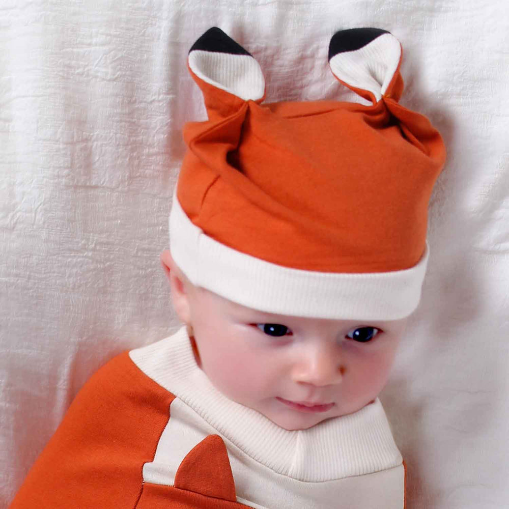 Fox Baby-Cozy Cocoon