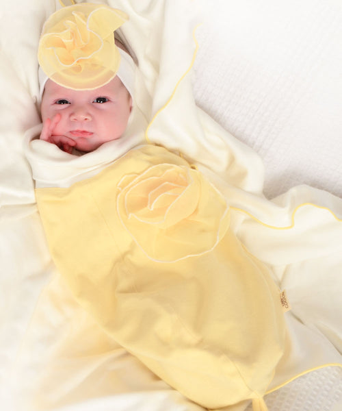 Willow Yellow-Cozy Cocoon