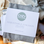 Cozy Heather Gray-Cozy Cocoon