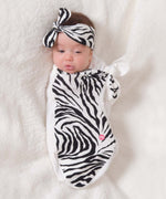 Cozy Wrap Zebra
