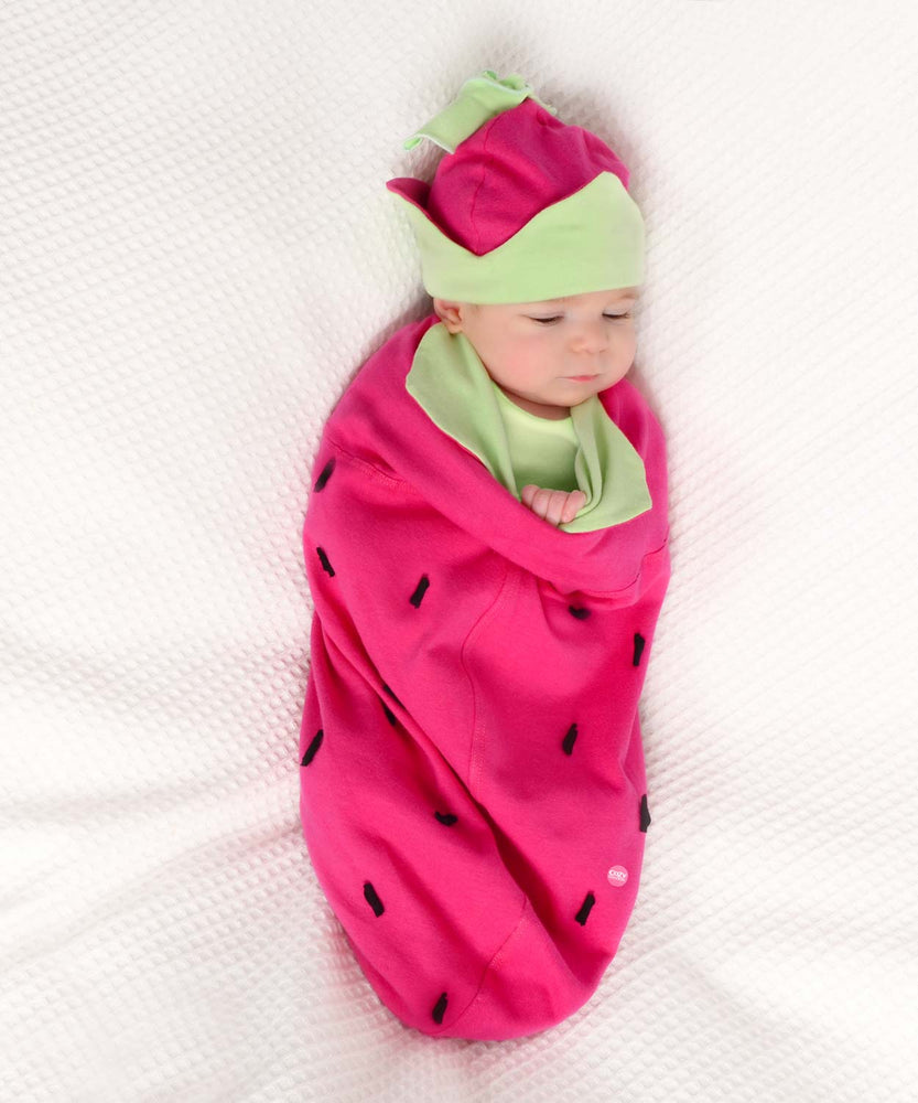 Strawberry Cocoon Set-Cozy Cocoon