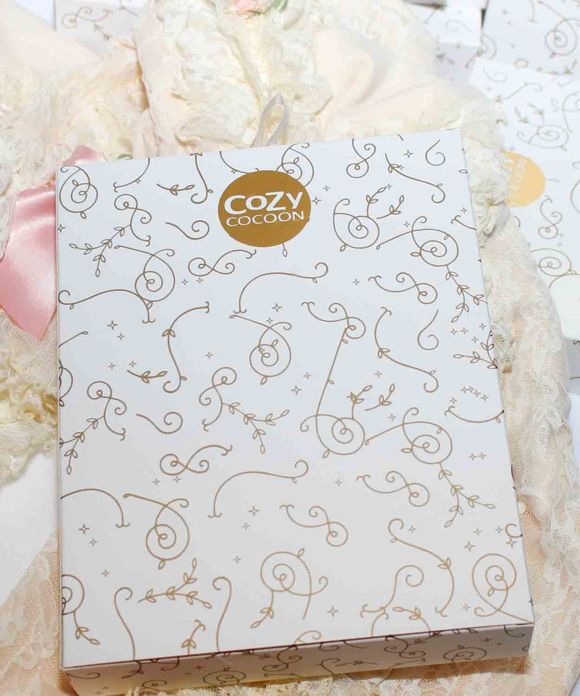 Cozy Cuddly Teddy - Pink Heart-Cozy Cocoon