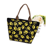 Shoulder Bag Soft Nylon Cartoon Printing