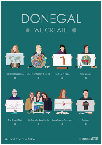 Donegal - We Create