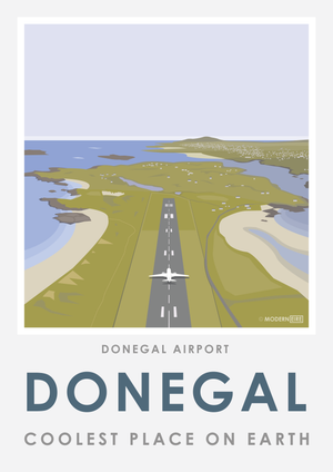 Donegal Airport - Coolest Place