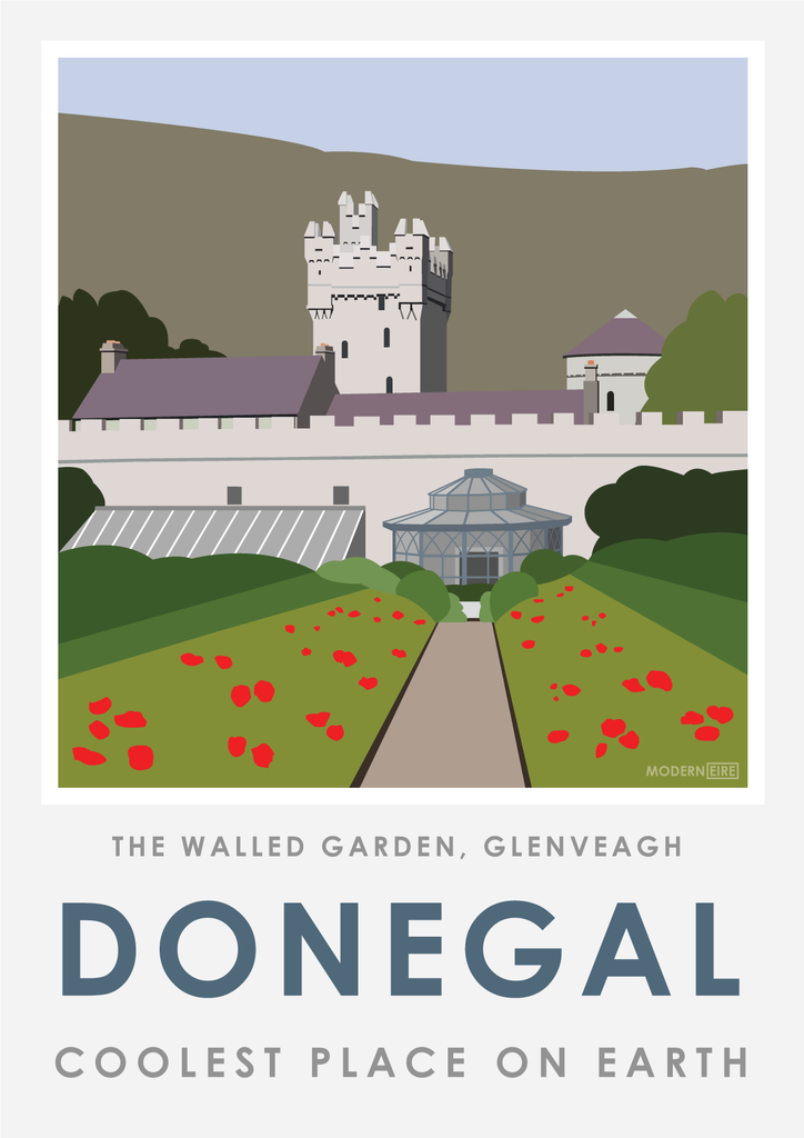 The Walled Garden, Glenveagh - Coolest Place