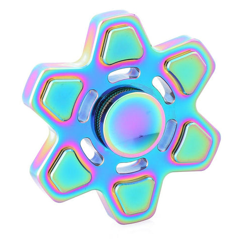 Orion's Belt Metal Focus Spinner - Custom Fidget spinners - Fidget Widgets