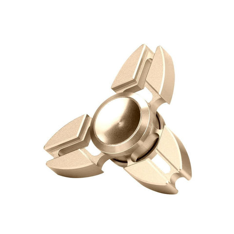 Golden Crab Metal Focus Spinner