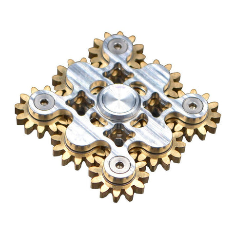 Steam Engine Metal Focus Spinner - Custom Fidget spinners - Fidget Widgets