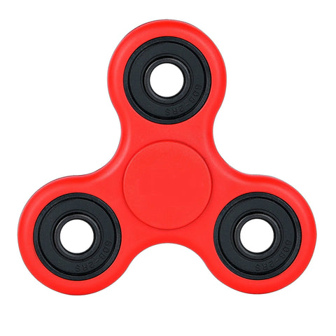 Red Hood Focus Spinner
