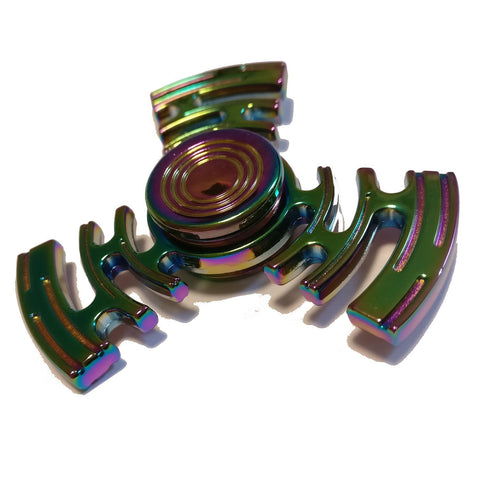 Space Warp Metal Focus Spinner